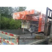 Quality Professional Fabric Crushing Machine , Woven Fabric Waste Recycling Machine for sale