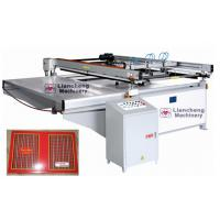Quality LC-3000 Large size semi-automatic planar screen printing machine for sale