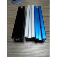 Industrial 6063 Alloy Extruded Aluminum Profiles With  Anodize Oxidation