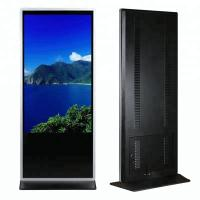 Quality 43 Inch Indoor Wireless Digital Signage Kiosk Stand Alone 0.630x0.630 mm Pixel Pitch for sale