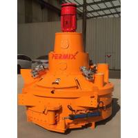 Quality Ready Mix Precast Glass Industrial Block Mortar Mixer Heavy Duty Orange Color for sale