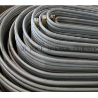 Quality ASTM A210 A106B / A53B / A179 / A192 ERW U Bend Pipe Tubes Annealed , Length 6 m ~ 25m for sale