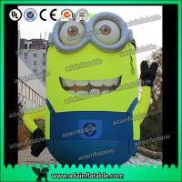 Quality 6m Giant Oxford Inflatable Despicable Me Minion Cartoon for sale