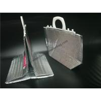 Quality Personalized Plastic Tote Bags With Handles , Resuable Retail Merchandise Bags for sale