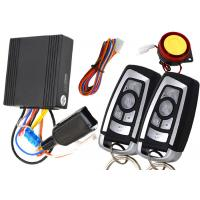 Quality Anti Robbery One Way Motorcycle Alarm System With Automatical Arm System for sale