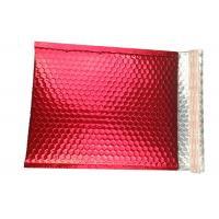 Quality Moisture Proof Colorful Metallic Bubble Mailer Glamour Shipping Mailing Bags for sale