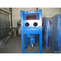 Quality The quality of the sand blasting machine for sale