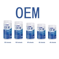 Quality OEM Dry Wipes For Disinfectant Wet Wipes Kill 99.9% Of Germs Bacteria for sale