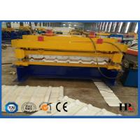 Quality Fully Automatic Galvanized Roof Roll Forming Machine 380V 50HZ for sale