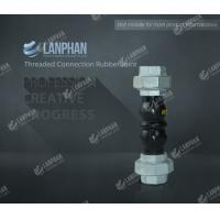 Buy cheap Hot selling Lanphan DN15-DN80 Threaded Connection Rubber Joint from wholesalers