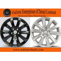 Buy cheap 16 Inch Black Machined Volkswagen Custom Suv Wheel TUV SAE VIA Certification from Wholesalers