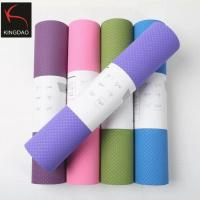 Quality Fitness Eco-Friendly Yoga Mat for sale