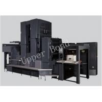China 7000 Pic / Hour Cold Stamping Machine Post Press Machines Low Failure Rate on sale