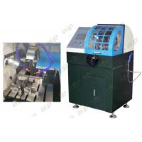 China Metallographic Automatic Abrasive Cutting Machine Touch Screen Control on sale
