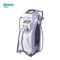 China 2017 Hottest 4 in 1 multifunctional ipl elight rf nd yag laser beauty apparatus on sale