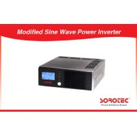 LCD LED Display Optional Modified Sine Wave Inverter  500-2000VA
