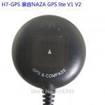 Quality Ublox H7-GPS Compatible with DJI NAZA Lite V1 V2 Flight Controller Program optimization version for sale