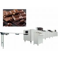 Quality Commercial Pastry Making Equipment / Multifunctional Chocolate Enrober Machine for sale