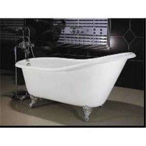 Quality Classic Slipper Cast Iron Bathtub for sale