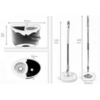 KXY-ZX Deluxe 360 spin mop,Best Selling 360 Spin Mop With Wheels,Deluxe 360 Spin Mop With Wheels,360 Spin Mop With Foot