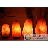 Negative ion emitting natural Crystal Himalayan Salt Lamp for health care of naturemineral-com