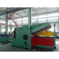 Quality Manual Valve Control Hydraulic Drive Alligator Metal Shear  For Scrap Metal for sale