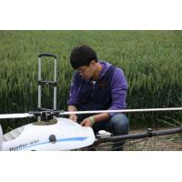 Quality Agricultural RC Helicopter Sprayer 1.5 Hectare Per Refill RC UAV Helicopter for sale