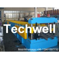Quality Colored Steel 380V 3 phase 50Hz Floor Decking Sheet Roll Forming Machine PLC Control for sale
