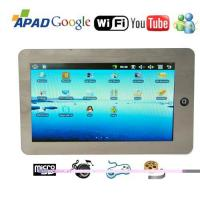 Quality Apad Tablet PC 7 Inch Full Touch Screen Google Android 2.1 for sale