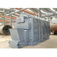 Quality SGS CE Approved Biomass Wood Fired Boiler / Industrial Steam Boiler Chain Grate DZL 2 Ton Water tube for sale