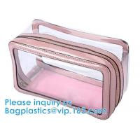 Buy cheap Biodegradable Plastic Zipper Case Zip Lock Frosted Plastic Slider PVC Zipper from wholesalers