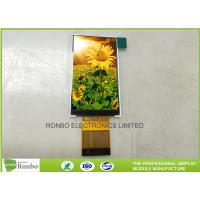 China Automobile Data Recorder TFT Lcd Video Module Ratio 16/9 Landscape Type 2.7'' 960x240 on sale