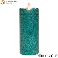 Quality 7 Inch Flickering Flameless Led Candles Safe Alternative To Burning Candles for sale
