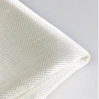 China Fireproof 3784 Fiberglass Fabric Cloth 8H Stain Weave For Removable Pads on sale