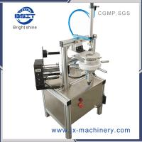 manufactory hot sell HT900 semi-automatic  hotel soap pleat Wrapping packaging  machine