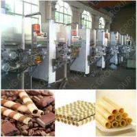 China Full Sets of Egg Roll Making Machine on sale