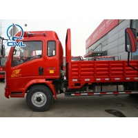China 4x2 Light Cargo Truck/Cargo Box Truck/ Sinotruk Howo7 brand 10T Light Duty Commercial Truck on sale