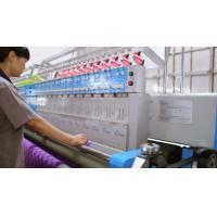 50.8mm Computerized Embroidery Machine Less Stitch Skip For Car Cushions