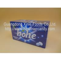 Portable Healthy Cool / Sweet Bohe Menthol Candy Low Energy ISO90001 Certificate