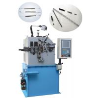 Quality High Precision Extension Spring Machine Servo Motor For Different Shaped Spring for sale