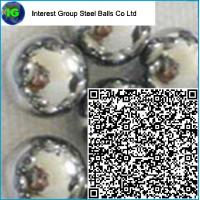 Quality AISI52100 ball / Chrome steel balls / bearing steel ball / precision steel ball for sale