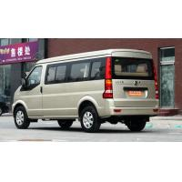 Quality White Dongfeng Mini Electric Powered Van / Electric Cargo Vans C35-LHD With Left Hand Driving for sale