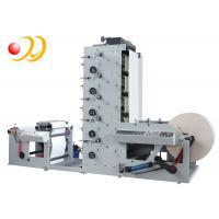 Quality 4 Colour Flexo Printing Machine Operator For Waste Rewinding for sale