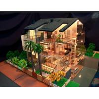 Quality CAD Drawing Exterior Building 3D Model , Commercial Modern Architecture Model for sale