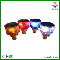 Quality 12pcs LED Flah Solar Gate Warning Light Factory Wholesale for sale
