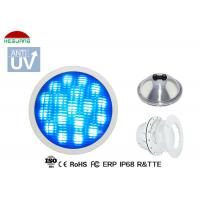Quality 10m Length Par 56 LED Pool Light AC 24W , Multi Color Stainless Steel Pool Lights for sale