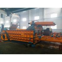 Quality Automatic Control Power 135kW Bale Density High Hydraulic Baling Press Machine for sale