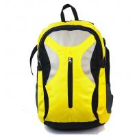 Buy Yellow Women'S Computer Backpack / Womens Laptop Backpacks For Hiking at wholesale prices