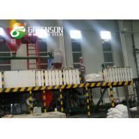 Quality Fireproof / Waterproof Mgo Board Production Line Automatic Magnesium Oxide Board Machine for sale
