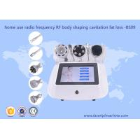 Quality 5 IN 1 40k cavitation vacuum body slimming RF body shaping beauty equipment BS09 for sale